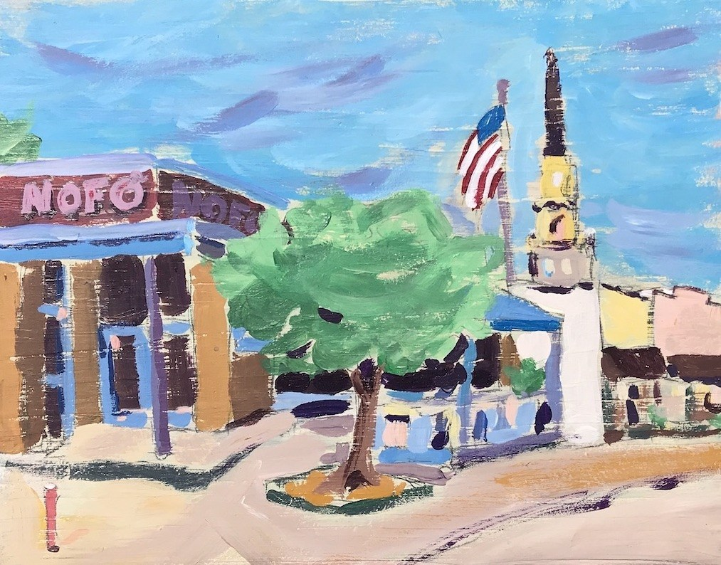 nofo raleigh painting